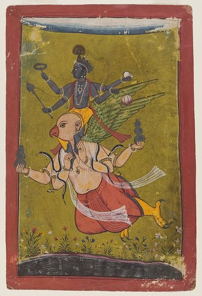 Vishnu_on_Garuda